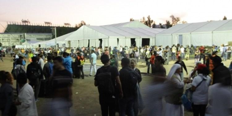 Caravana Migrante se despide de la CDMX y se dirige hacia Querétaro 1