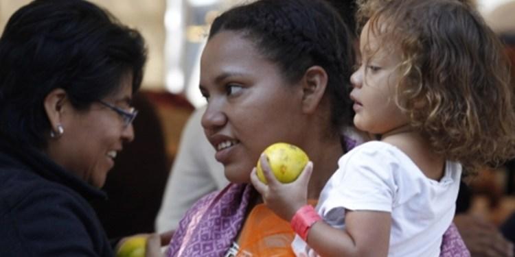 Hay casi cinco mil migrantes en albergue de CDMX; dos mil son menores 1