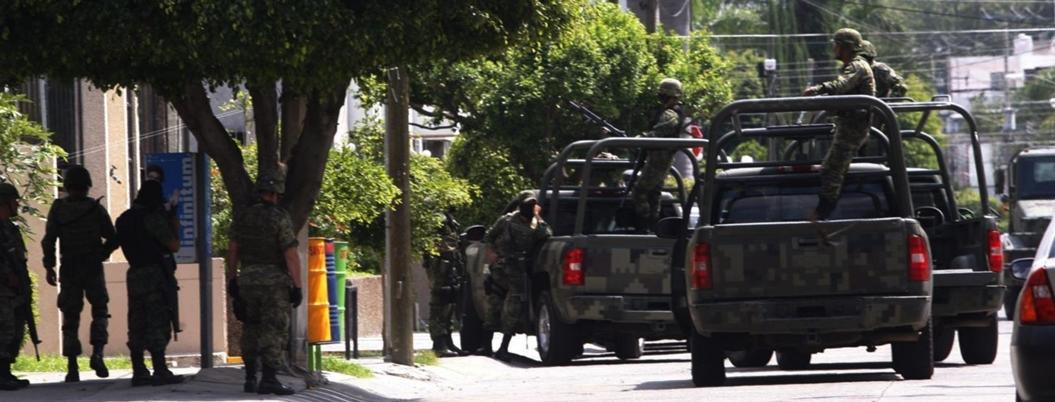 """""""Guardia Nacional va sea cual sea el resultado de consulta"""": Delgado"""