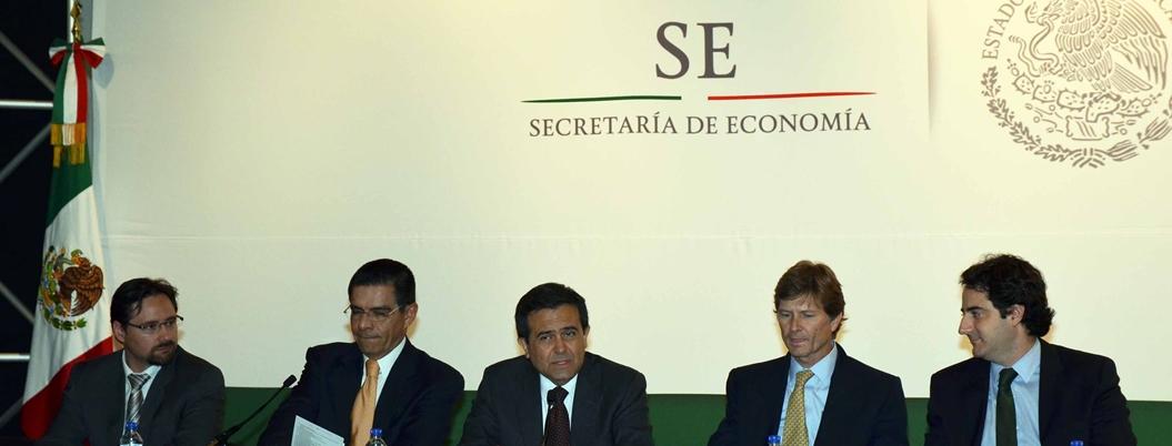 Alistan descentralización gradual de la Secretaría de Economía