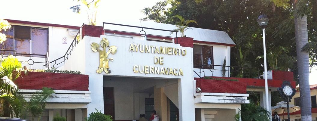 Exigen a gobierno de Cuernavaca saliente no malgastar recaudación
