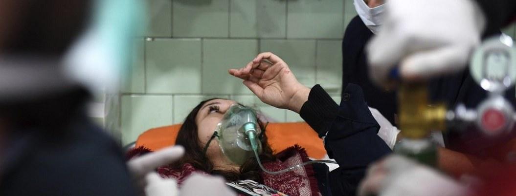 Rusia responde con bombardeos al ataque rebelde con gas cloro en Alepo