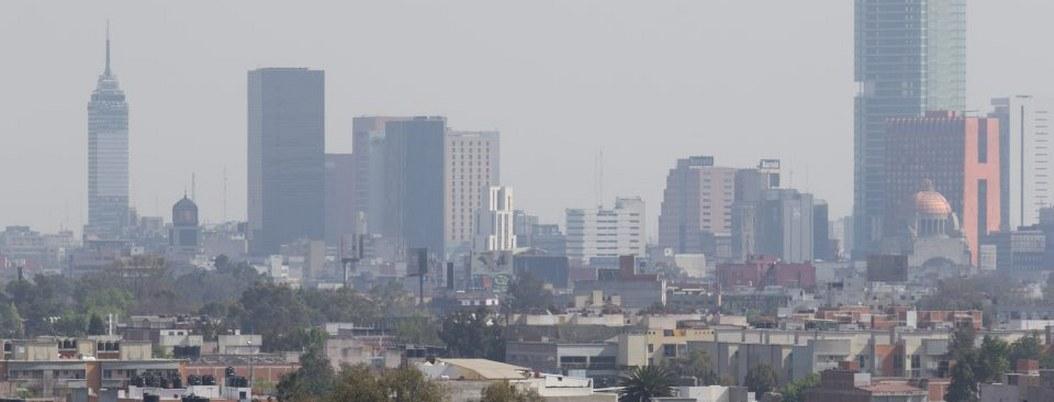 Se registra inversión térmica en la capital del país