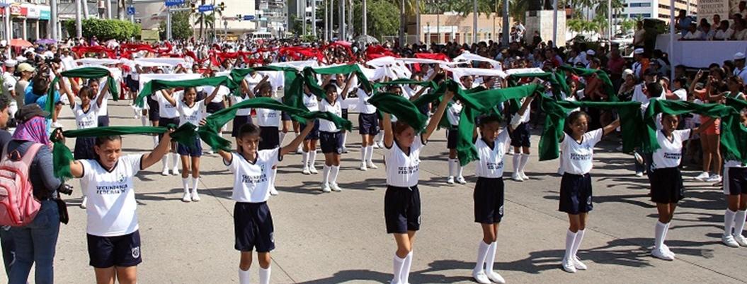 Preparan operativo para desfile del 20 de noviembre en Acapulco