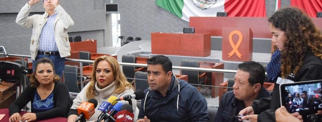 Diputados exigen la salida de fiscales que sirvieron con Graco Ramírez