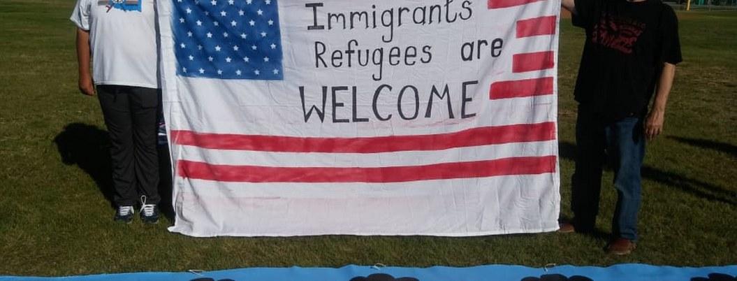 Organizaciones civiles respaldan a Caravana Migrante en EU