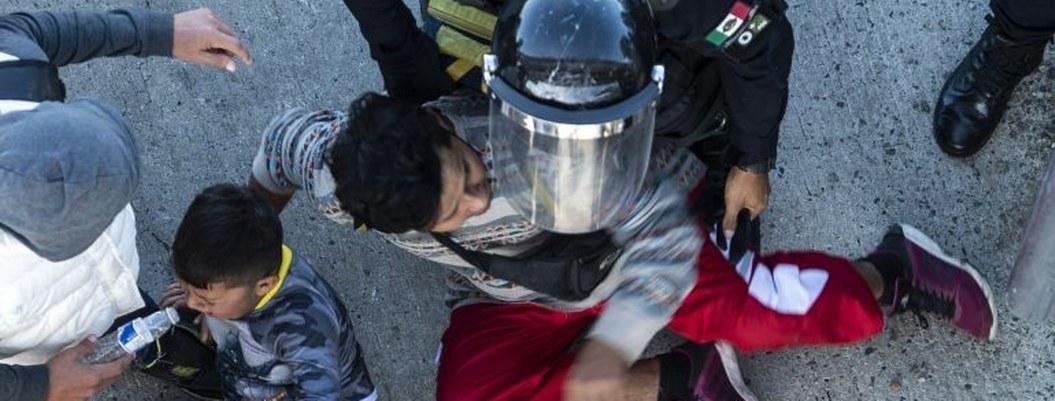 Detenidos 98 hondureños que intentaron cruzar a EU, serán deportados