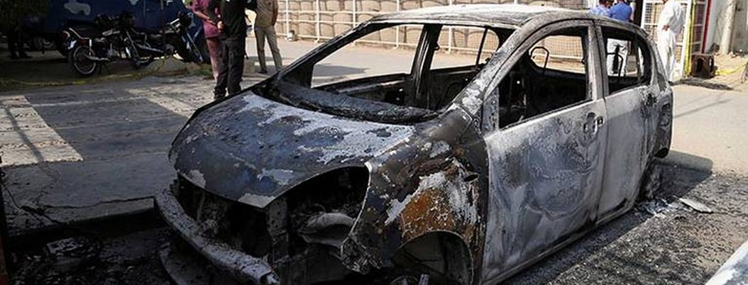 Pakistán se tiñe de sangre; hay 38 muertos