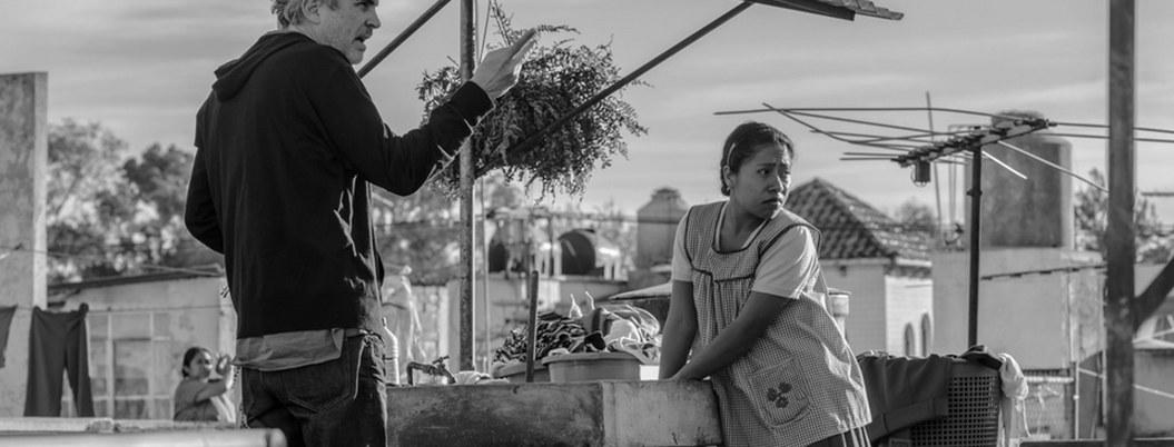 """""""Roma"""" de los 4 finalistas a ser Mejor Película Latinoamericana"""