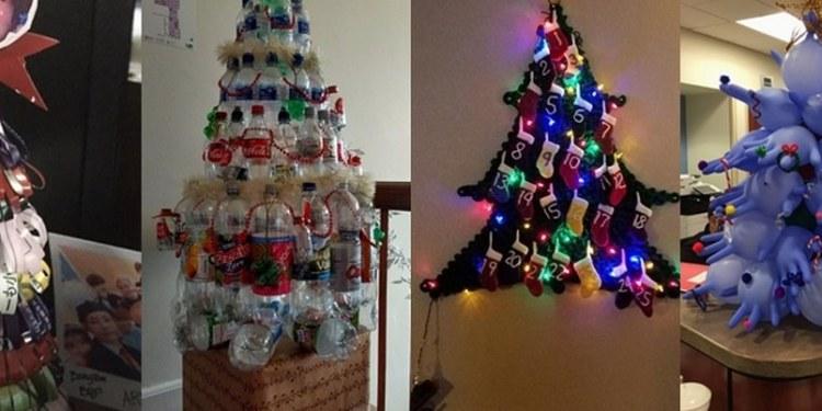 ¿No hay presupuesto para árbol de Navidad?; aquí opciones para hacerlo 1