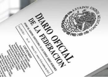 Diario Oficial de la Federación ahora será digital, ahorran 30 mdp 1