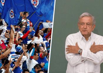 """AMLO conzuela al Cruz Azul: """"el que persevera alcanza"""" 2"""