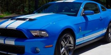 Así luce el motor del nuevo Ford Mustang Shelby 9