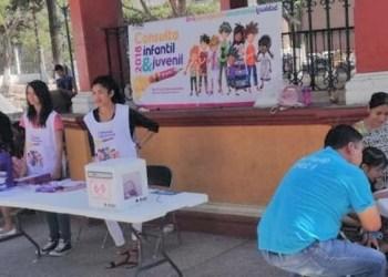 Participaron más de 173 mil menores en Consulta del INE de Guerrero 1