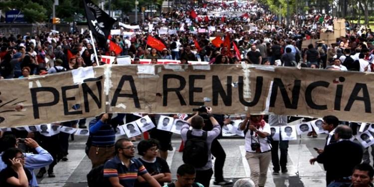 Piden a AMLO eliminar figuras penales que facilitan represión social 1
