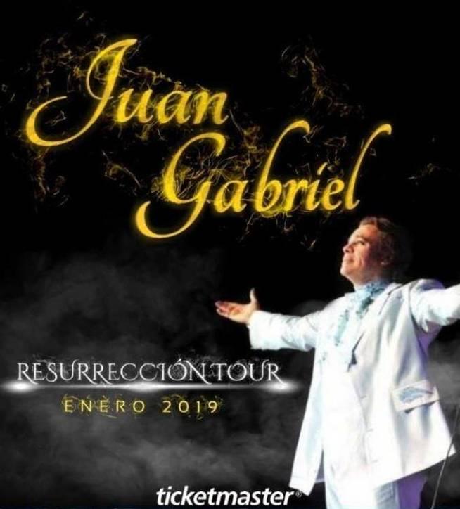 ¡Juan Gabriel resucita mañana! 2