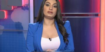 Layla Seghabi, la conductora de Telesur que arranca suspiros en Instagram 7