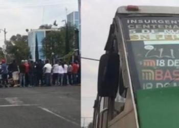 Microbús atropella a niño de seis años en la Gustavo A. Madero 1