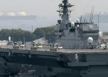 Tendrá Japón portaaviones por primera vez desde la Segunda Guerra Mundial 8