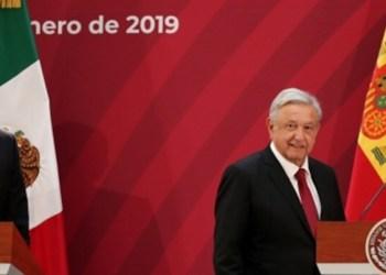 """""""España comparte políticas progresistas de AMLO"""", afirma Pedro Sánchez 3"""