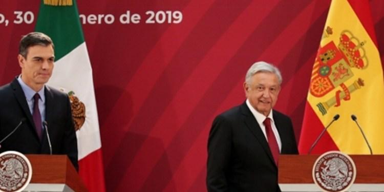 """""""España comparte políticas progresistas de AMLO"""", afirma Pedro Sánchez 1"""