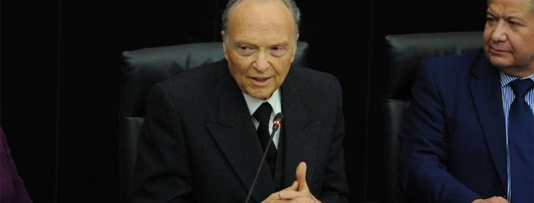 ¿Quién es Alejandro Gertz Manero primer fiscal General de la República?