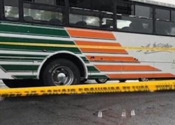 Niña de 13 años asaltaba autobuses en carretera Texcoco-Lechería 1