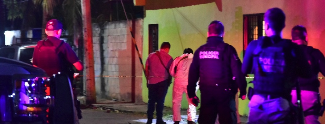 Acribillan a 6 jóvenes que estaban en una fiesta en Cancún