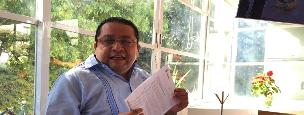Denuncian a dirigencia de PAN local por usar inmueble con graves daños