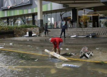 Tormenta arrasó con 126 vidas humanas en Filipinas 1