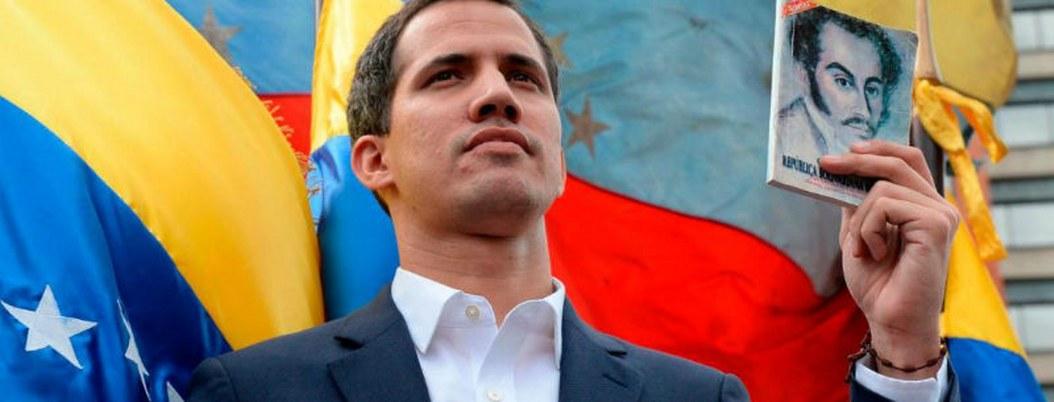 México y Uruguay proponen diálogo, pero demócrata Guaidó busca sangre