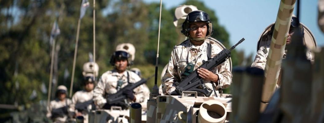 Así es la polémica Guardia Nacional que propone AMLO 2