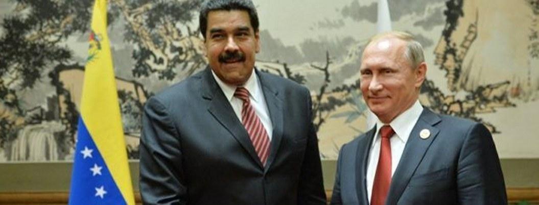 Rusia, China e Irán apoyan a Maduro y reprueban injerencia de EU