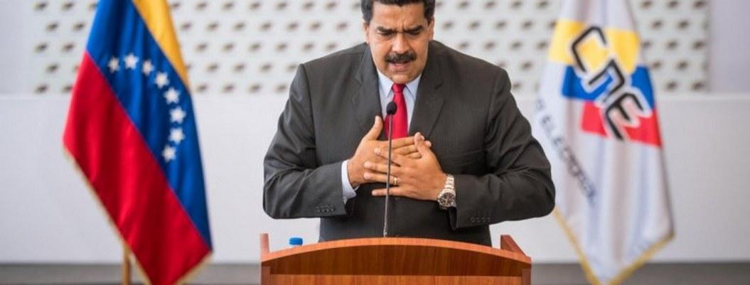 Maduro dice no al imperalismo y rompe con EU; expulsa a diplomáticos