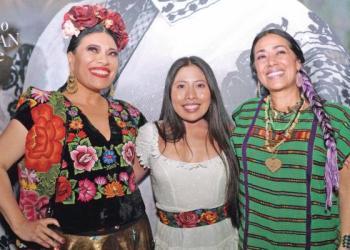 Yalitza Aparicio brilla en su natal Oaxaca en evento de Vogue México 5