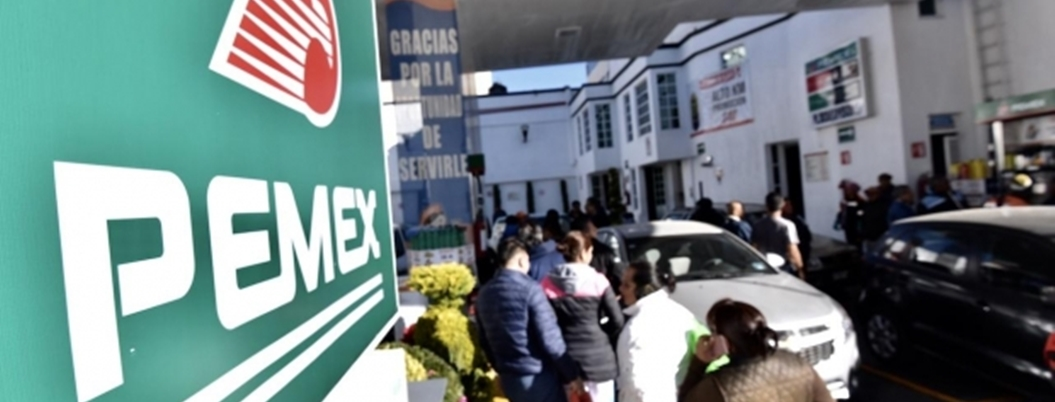 Pemex debe dar datos sobre pago a distribuidores de combustible: INAI