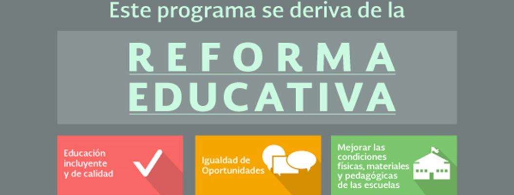 """""""Reforma Educativa solo fue propaganda de Peña Nieto"""": Moctezuma"""