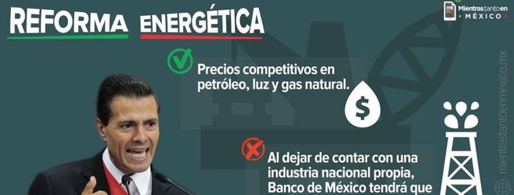 """""""Reforma Energética buscaba acabar con industria petrolera"""": AMLO"""