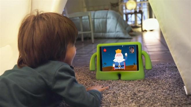 Con esta app los niños podrán hacer videollamada con los Reyes Magos