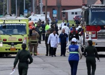 ELN se responsabiliza de atentado que mató 21 cadetes de policía colombina 1