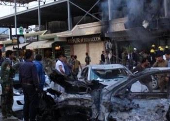 Atentado con coche bomba contra fuerzas de EU y kurdos deja 5 muertos 2