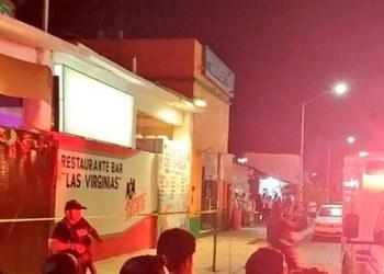 Tiroteo en bar de Playa del Carmen deja 7 muertos y 3 lesionados 1