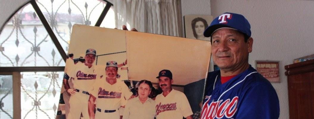 Cecilio Ruiz, legendario pitcher tabasqueño, recibirá homenaje