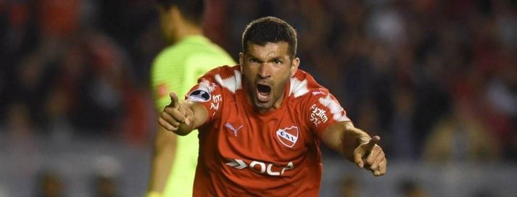 Emmanuel Gigliotti aún no puede jugar con Diablos Rojos de Toluca