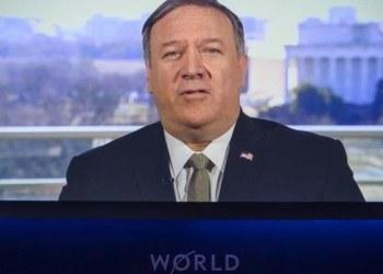 Por cierre de gobierno EU no participa en Davos; Pompeo descarta guerra fría 1