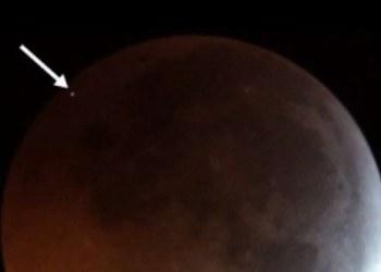 Meteorito se impactó con Luna durante pasado eclipse, informan científicos 1