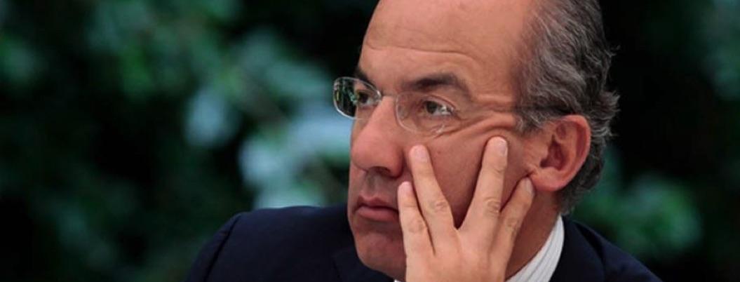"""Calderón agradece disculpa de AMLO; reitera que ha actuado con """"ética"""""""