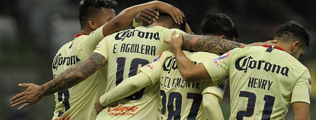 América vence 3-1 a Necaxa y amarra boleto a octavos de en Copa MX