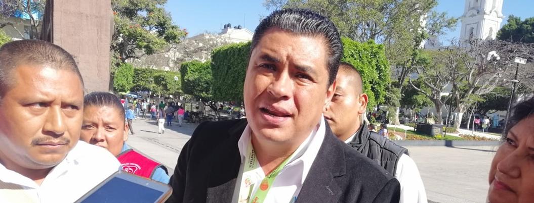 Toño Gaspar pedirá a AMLO que visite la quebrantada Chilpancingo
