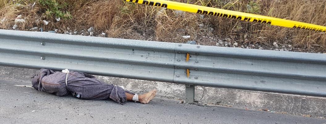 Arrojan a otro asesinado cerca del hospital general de Chilpancingo